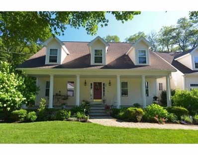 38 Cleveland Ave, Franklin, MA 02038 - #: 72436957