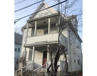 19 Harwood St, Boston, MA 02124 - #: 72437300