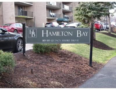 185 Quincy Shore Drive UNIT A75, Quincy, MA 02171 - #: 72437724
