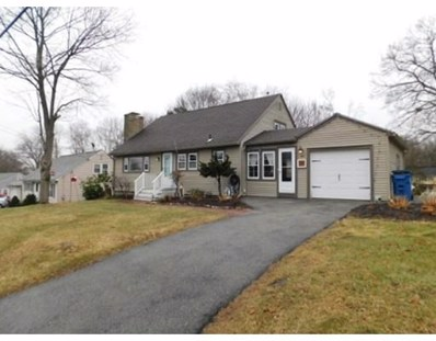 20 Ridgewood Cir, Lawrence, MA 01843 - #: 72437830