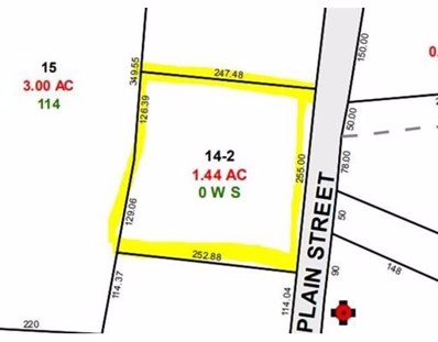 Lot 3 Plain St, Swansea, MA 02777 - #: 72437907