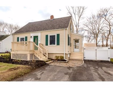 28 Irving St, Norwood, MA 02062 - #: 72438102