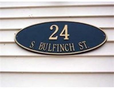24 S Bulfinch St UNIT 102, North Attleboro, MA 02760 - #: 72438220