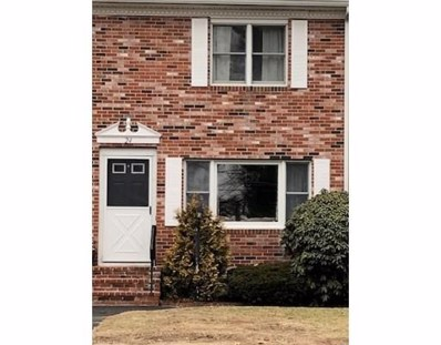24 Robins Street UNIT 24, East Bridgewater, MA 02333 - #: 72438274