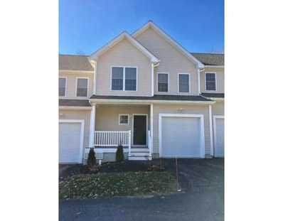 58 Reed Ave UNIT 10, North Attleboro, MA 02760 - #: 72439757