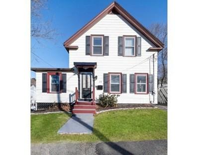 19 Cottage St, Holbrook, MA 02343 - #: 72439849