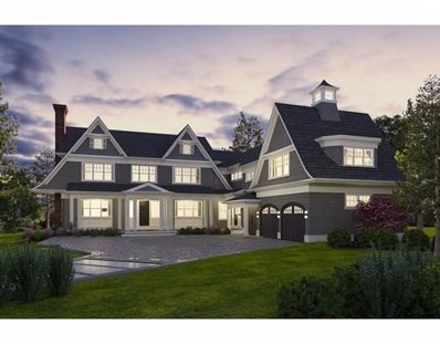 15 Falmouth Circle, Wellesley, MA 02482 - #: 72440081