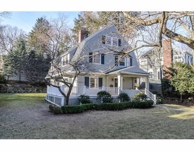 40 Chestnut St, Wellesley, MA 02481 - #: 72440751