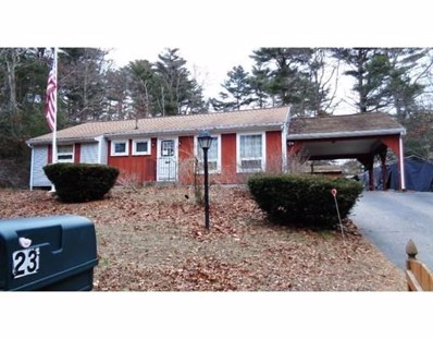 23 Stillman Memorial Dr, Wareham, MA 02571 - #: 72440822
