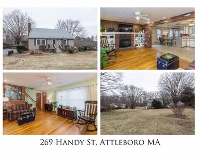 269 Handy Street, Attleboro, MA 02703 - #: 72440936