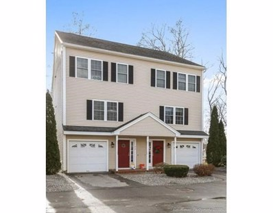 28 West St UNIT 2B, Ayer, MA 01432 - #: 72440979