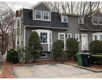 41 Harrington St UNIT 41, Watertown, MA 02472 - #: 72441007