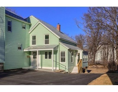 91 Cottage Street UNIT 91, Leominster, MA 01453 - #: 72441224