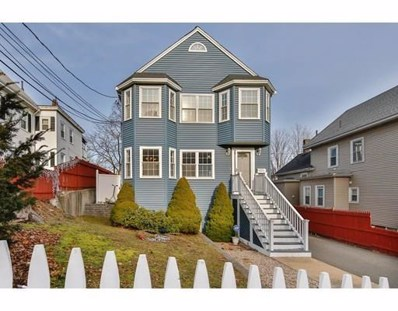 11 Webster St UNIT 1, Boston, MA 02136 - #: 72441265