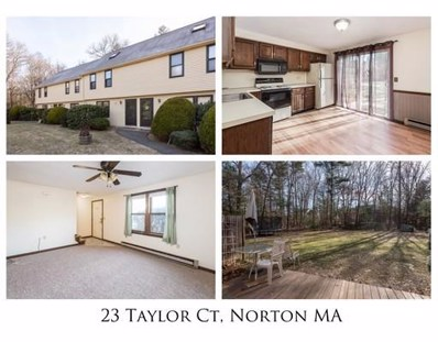 23 Taylor Court UNIT 23, Norton, MA 02766 - #: 72441426