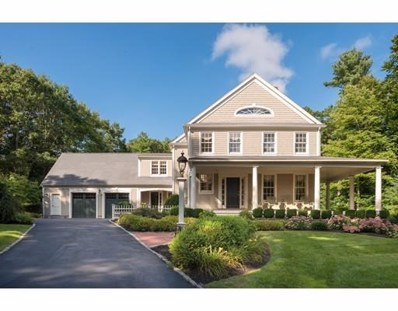 9 Loring Dr, Norwell, MA 02061 - #: 72441603