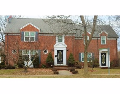 25 Fairview Ave, Chicopee, MA 01013 - #: 72441957
