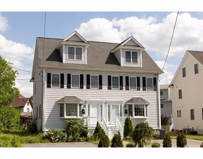54 Weston Street UNIT 1, Waltham, MA 02453 - #: 72441980