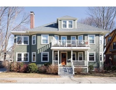 91 Dunster Road UNIT #1, Boston, MA 02130 - #: 72442047
