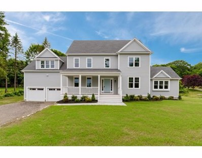 575 Country Way - New Construction, Scituate, MA 02066 - #: 72443833