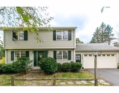 21 Mountainbrook Rd, Wilbraham, MA 01095 - #: 72444014