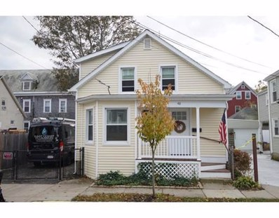 48 Willow St, New Bedford, MA 02740 - #: 72444112
