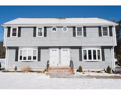 542 High St UNIT 542, Bridgewater, MA 02324 - #: 72444170