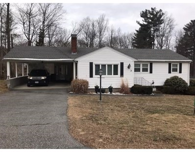 3 Gloria Cir, Burlington, MA 01803 - #: 72444243