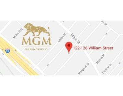 122-126 William St, Springfield, MA 01105 - #: 72444382