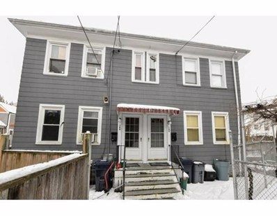 164 Tremont, Cambridge, MA 02139 - #: 72444405