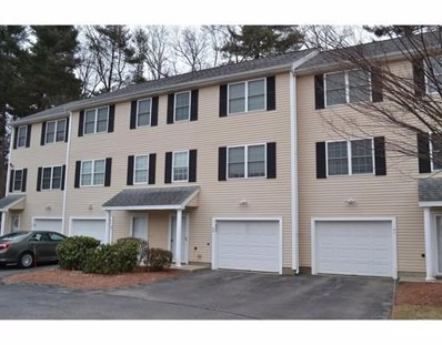 81 Salem Rd UNIT 52, Billerica, MA 01821 - #: 72444559