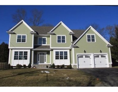 140 Jarvis Circle, Needham, MA 02492 - #: 72444841