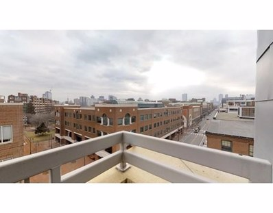 17 Otis UNIT D602, Cambridge, MA 02141 - #: 72444866