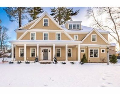 One Winding Road, Lexington, MA 02421 - #: 72444878