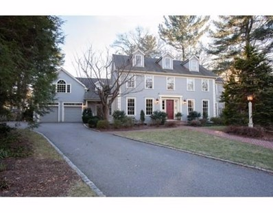 39 Kenilworth Rd, Wellesley, MA 02482 - #: 72445028