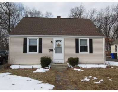 50 Midway St, Springfield, MA 01151 - #: 72446346
