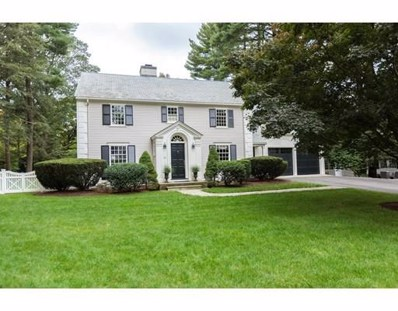 21 Ordway Road, Wellesley, MA 02481 - #: 72446629