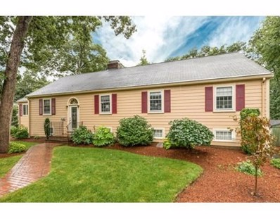 27 Huckleberry Road, Lynnfield, MA 01940 - #: 72446963
