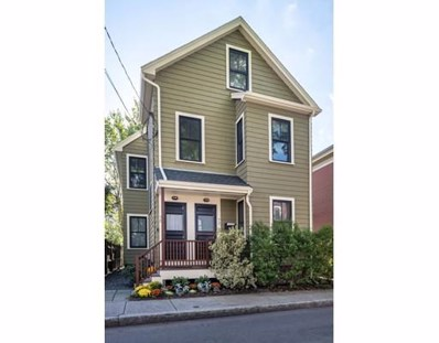 70 Prince Street UNIT 70, Cambridge, MA 02139 - #: 72446971