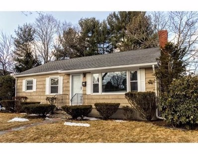 105 Cohasset St, Worcester, MA 01604 - #: 72447138