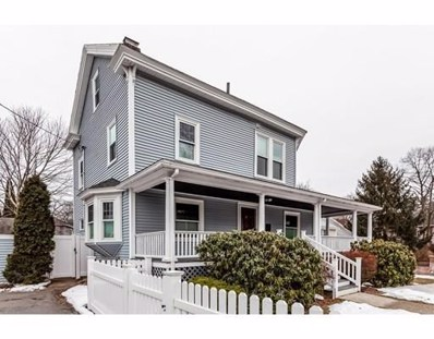 361 Bacon St, Waltham, MA 02451 - #: 72447566
