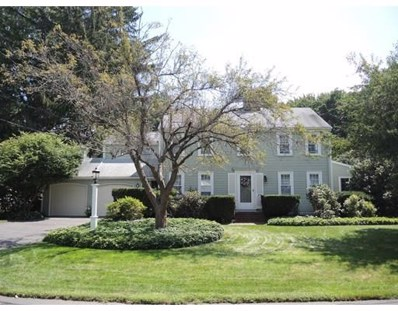 34 Meadowbrook Road, Needham, MA 02492 - #: 72448127
