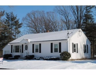 14 Lakeside Dr, Dudley, MA 01571 - #: 72448310
