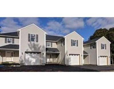126 Linden Street UNIT A, Attleboro, MA 02703 - #: 72449263
