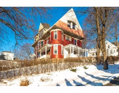 25 Perkins St, Worcester, MA 01605 - #: 72449357