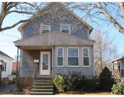 43 Milford St, New Bedford, MA 02745 - #: 72449366
