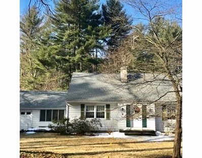 18 Colonial Road, Wilbraham, MA 01095 - #: 72449694