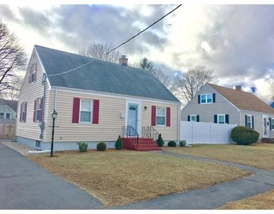 25 Griffin Road, Peabody, MA 01960 - #: 72449791