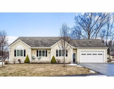 8 Vista Circle, Holden, MA 01520 - #: 72449936
