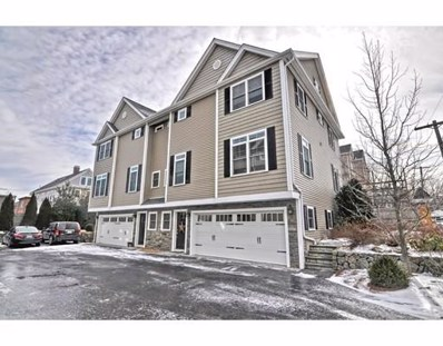 52 Stearns UNIT 1, Waltham, MA 02453 - #: 72450690
